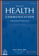 Cover image: Special Issue of Journal of Health Communication (2010 Dec):15;Supp3. Partners in